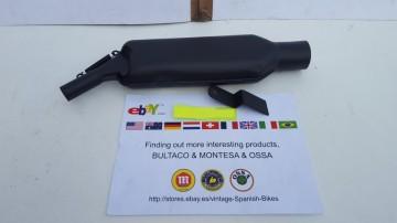 BULTACO SHERPA EXHAUST NEW BULTACO SHERPA  MUFFLER MODEL 92 BULTACO SHERPA 350 EXHAUST imágenes
