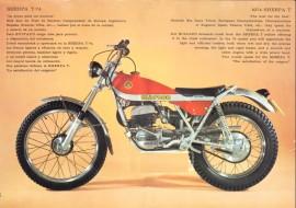 BULTACO SHERPA T 250cc - 350cc MODEL 91-92 FULL KIT EXHAUST NEW KIT CAMPEON imágenes