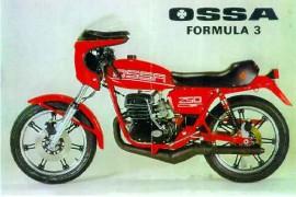 OSSA COPA 250 GP III SEAT COVER NEW imágenes