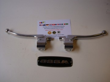 OSSA LEVERS BRAKE AND CLUTCH OSSA LEVERS ALLOY imágenes