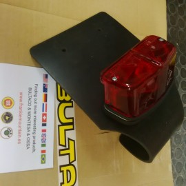 BULTACO MATADOR TAILLIGHT HOLDER PLATE RUBBER NEW imágenes
