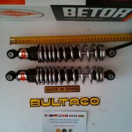 BULTACO METRALLA 62 SET SHOCKS ABSORVER NEW BETOR imágenes