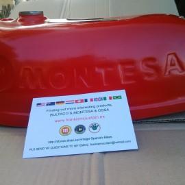 MONTESA CAPPRA GAS TANK NEW CAPPRA 250 VA VB VR V75 STILL BETER imágenes