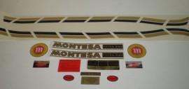 MONTESA COTA 348 NEW KIT DECALS imágenes