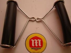 MONTESA COTA 349 MK1 HEADLIGHT BRACKETS SUPPORT imágenes