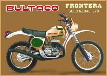 BULTACO FRONTERA GOLD MEDAL FULL KIT DECALS NEW BULTACO FRONTERA 493 DECALS KIT PARTS BULTACO FRONTERA GOLD MEDAL BULTACO FRONTERA 370 GOLD MEDAL imágenes