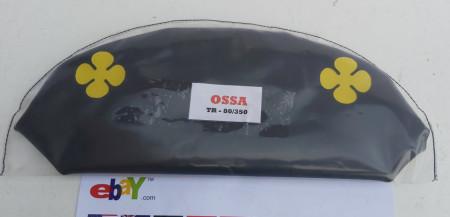OSSA GRIPPER 350cc SEAT COVER OSSA GRIPPER OSSA TR 80 SEAT COVER OSSA TRIAL 350 imágenes