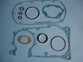 OSSA MICK ANDREWS ENGINE GASKET KIT NEW 250cc OSSA MAR SEALS GASKET ENGINE imágenes