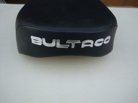 BULTACO PURSANG MK2 NEW SEAT MODEL 42 imágenes