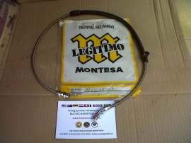 MONTESA COTA 335 FRONT BRAKE HYDRAULIC CABLE NOS PART imágenes