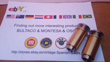 MONTESA COTA SWING ARM BUSHES NEW MONTESA COTA 348 COTA 349 imágenes