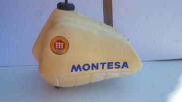 MONTESA ENDURO 360 H7 FUEL TANK NEW MONTESA ENDURO 250 H7 GAS TANK imágenes