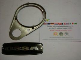 OSSA ENDURO SPEEDOMETER SUPPORT ON FORK NEW imágenes
