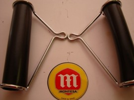 MONTESA COTA 74-123 - 712 HEADLIGHT BRACKETS SUPPORT imágenes