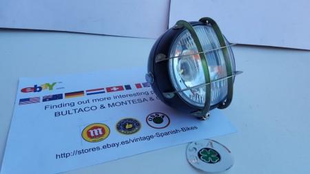 NEW OSSA EXPLORER HEADLIGHT  FRONT LIGHT OSSA EXPLORER NEW imágenes