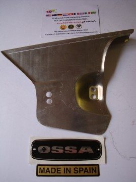 OSSA MICK ANDREWS CHAIN GUARD  OSSA MAR CHAIN GUARD ALLOY NEW CHAIN GUARD OSSA imágenes