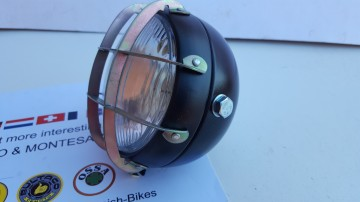 OSSA MICK ANDREWS HEADLIGHT NEW OSSA MAR HEADLIGHT NEW OSSA TR80 HEADLIGHT OSSA EXPLORER HEADLIGHT OSSA ENDURO HEADLIGHT OSSA SUPER PIONEER HEADLIGHT imágenes