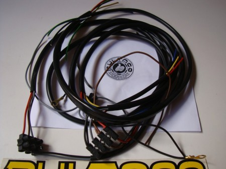 BULTACO ALPINA WIRING HARNESS NEW WIRING HARNESS COMPLETE ELECTRICAL INSTALLATION FOR ALPINA BULTACO WIRING HARNESS imágenes