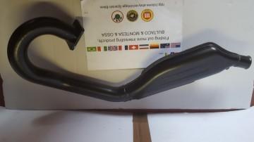 BULTACO SHERPA EXHAUST NEW BULTACO SHERPA  MUFFLER MODEL 191 BULTACO SHERPA 350 EXHAUST imágenes