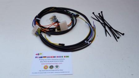 OSSA EXPLORER WIRING HARNESS ELECTRIC KIT OSSA MAR imágenes