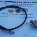BULTACO ALPINA SPEEDO PARTS BULTACO ALPINA SPEEDO CABLE + DRIVE