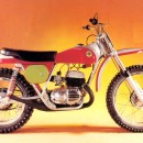 BULTACO PURSANG MK4 MODEL 68 NEW SEAT