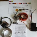 MONTESA CAPPRA Electronic Ignition With Lighting Coil for twinshock models MONTESA CAPPRA IGNITION ELECTRONIC IGNITION.