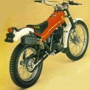 MONTESA COTA 349 MK1 KIT DECALS FULL BIKE