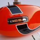 OSSA ENDURO 72 GAS TANK NEW OSSA ENDURO E72 GAS TANK NEW OSSA ENDURO