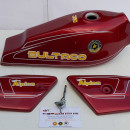 BULTACO ALPINA 213 GAS TANK KIT NEW ALPINA 213 GAS TANK KIT NEW GASTANK BULTACO ALPINA