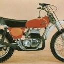 BULTACO PURSANG 360cc  MK7 SHOCKS NEW MODEL 121