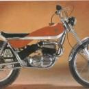 BULTACO SHERPA T 250 MODEL 80 REAR MUFFLER EXHAUST NEW KIT CAMPEON