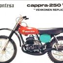 GAS TANK MONTESA CAPPRA 250 VR NEW FUEL TANK CAPPRA 250
