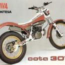MONTESA COTA 307 RUBBER INTAKE BOX NEW