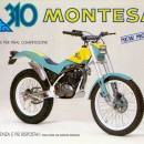 MONTESA COTA 310 KIT DECALS FULL BIKE NEW