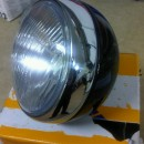 MONTESA COTA 74  NEW HEADLIGHT COTA 123 FRONT LIGHT
