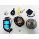 MONTESA ENDURO ELECTRONIC IGNITION 12v KIT PARTS NEW