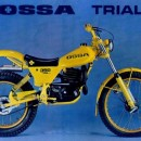 OSSA TR 80 GAS TANK NEW OSSA TR 80 BODY KIT NEW OSSA 350 TRIAL GAS TANK