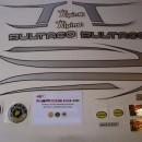BULTACO ALPINA 187 SET DECALS FULL BIKE BULTACO ALPINA DECALS KIT
