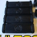 BULTACO METRALLA MK2 RUBBER FOOT PEGS KIT 4 UNITS