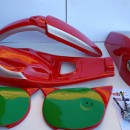 BULTACO PURSANG MK4 BODY KIT NEW PURSANG MK4 GAS TANK FENDERS MK4 PURSANG 68 BULTACO PURSANG MK4 MODEL 68 BODY KIT PARTS