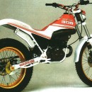 MONTESA COTA 309 KIT DECALS FULL BIKE NEW