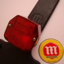 MONTESA COTA 330 NEW TAILLIGHT LICENSE SUPPORT
