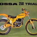 OSSA TR 80 SIDE STAND OSSA TR 80 OSSA TRIAL OSSA 250 TRIAL TR ORANGE SIDE STAND