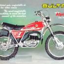 BULTACO ALPINA 188 GAS TANK AND SIDE PANELS NEW BULTACO ALPINA 188 SET BODY PARTS FULL BIKE NEW