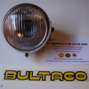 BULTACO ALPINA HEADLIGHT NEW FRONT LIGHT BULTACO ALPINA NEW HEADLIGHT BULTACO ALPINA