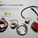 BULTACO METRALLA ELECTRONIC IGNITION KIT PARTS NEW BULTACO PURSANG ELECTRONIC IGNITION