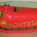 MONTESA CAPPRA 250 NEW GAS TANK