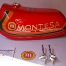 MONTESA CAPPRA 250 VR STILL BETER GAS TANK NEW FUEL TANK MONTESA CAPPRA
