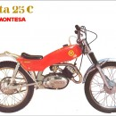 MONTESA COTA 25 WHEELS RIMS NEW